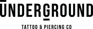 Undeground Tattoo and Piercing Co. - Logo