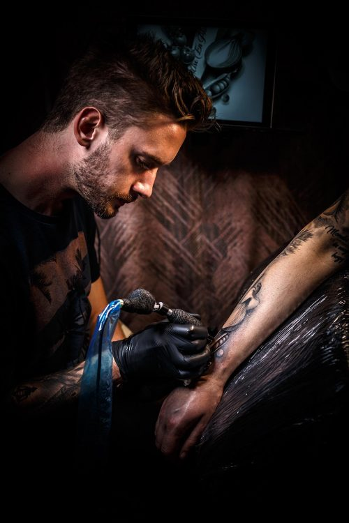 Custom Tattoos - Underground Tattoo & Piercing Watford